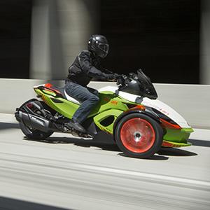 Spyder Sport RS