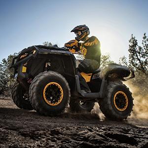 ATV Outlander 1000