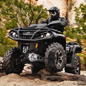 ATV Outlander 800