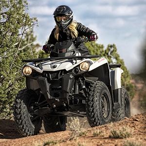 ATV Outlander L450