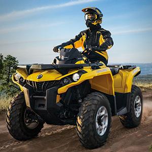 ATV Outlander L500