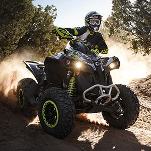 ATV Renegade 1000