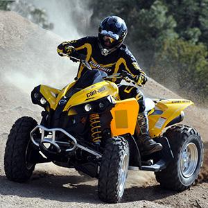 ATV Renegade 500