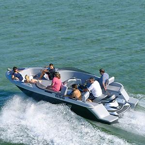 Sealver Wave Boat 656